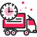 icon delivery