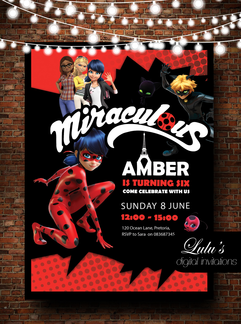 Miraculous Invitation